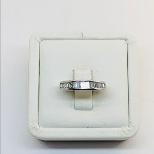 Sterling Silver 925 Women's Band Ring 7
